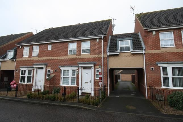 Thumbnail Terraced house for sale in Rydal Drive, Maldon