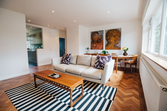 Thumbnail Flat for sale in Highland Lodge, Fox Hill, London, London