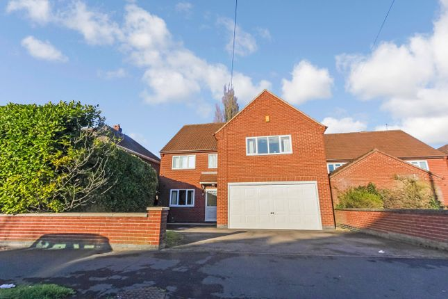 Detached house in  Triumph Road  Glenfield  Leicester  West Midlands