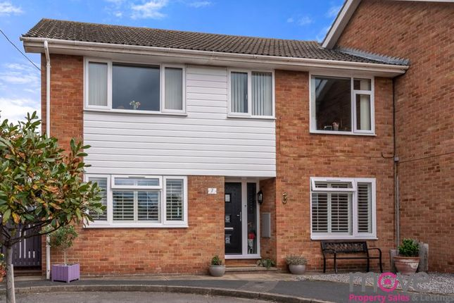 Thumbnail Maisonette for sale in Two Hedges Road, Bishops Cleeve, Cheltenham