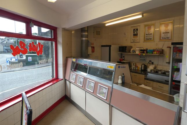 Thumbnail Leisure/hospitality for sale in Fish & Chips HX3, West Yorkshire