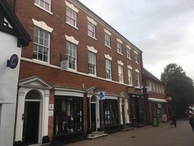 Thumbnail Office to let in Charrington House, 17 Market Street, Lichfield, Staffs
