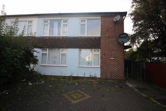 Thumbnail Maisonette for sale in Derby Court, Enfield, Greater London