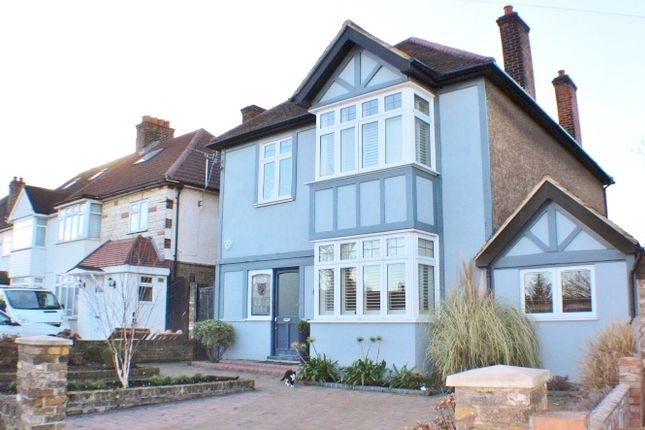 Thumbnail Detached house for sale in The Crescent, Acton, London