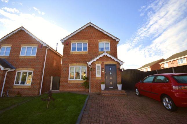 Thumbnail Detached house to rent in Turin Close, Meir Hay, Stoke-On-Trent