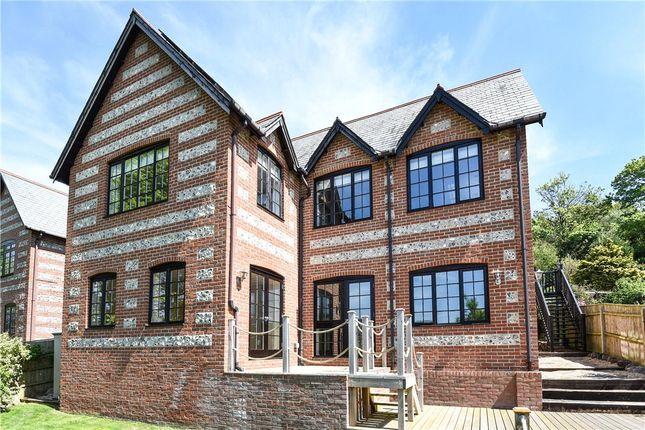 Thumbnail Detached house for sale in Chapel Lane, Winterborne Stickland, Blandford Forum, Dorset