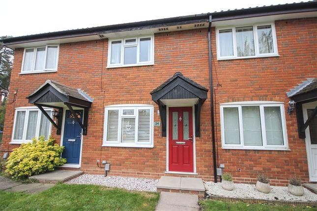 Thumbnail Terraced house for sale in Kingfisher Close, Farnborough, Hampshire