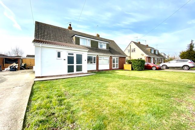 Thumbnail Semi-detached house for sale in Hungerford Road, Calne