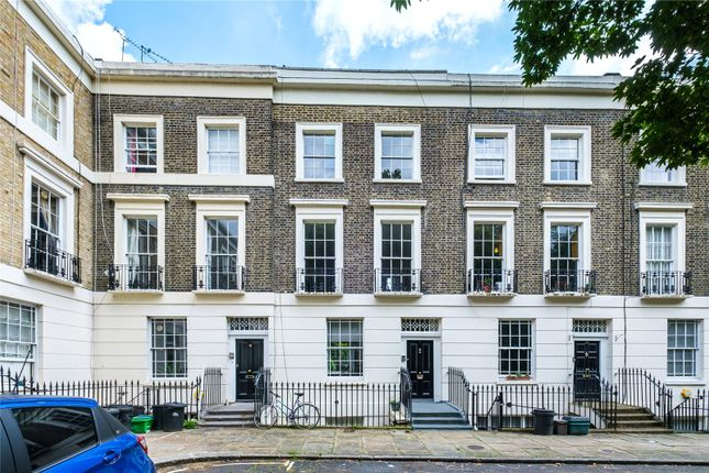 Thumbnail Terraced house for sale in Granville Square, London