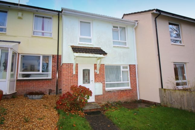 Thumbnail Terraced house for sale in Castle View, St. Stephens, Saltash