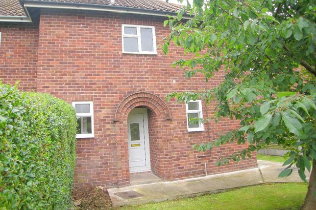 Thumbnail Semi-detached house to rent in Whinney Moor Lane, Retford