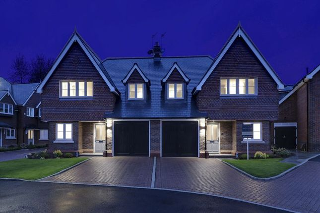 Thumbnail Semi-detached house for sale in Updown Hill, Windlesham