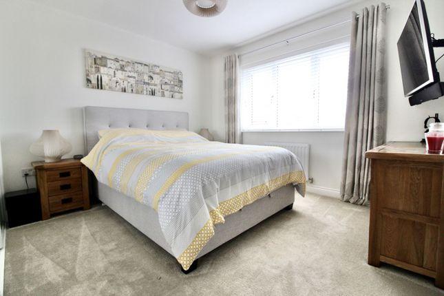 Bedroom One of Oak Drive, Sychdyn, Mold CH7