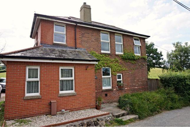 Thumbnail Semi-detached house for sale in Bickington, Newton Abbot