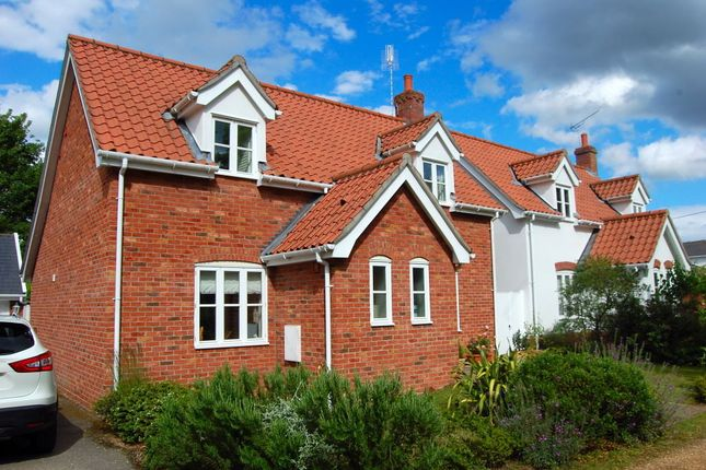Thumbnail Detached house for sale in William Close, Eyke, Woodbridge