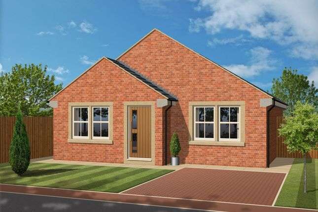 Thumbnail Detached bungalow for sale in Plot 5, Heysham Court, Monk Bretton, Barnsley