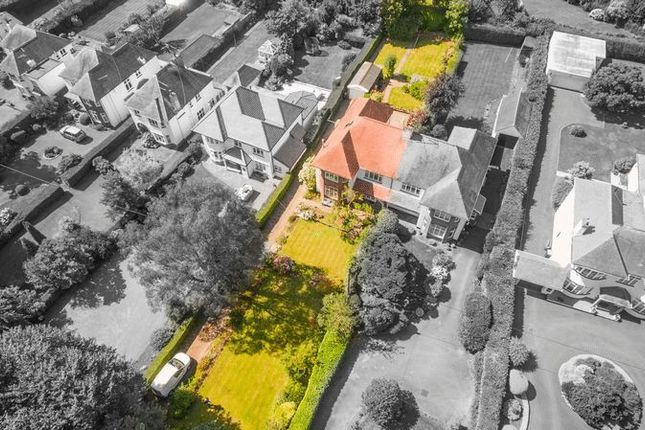 Thumbnail Semi-detached house for sale in Exceptional Period House, Glasllwch Lane, Newport