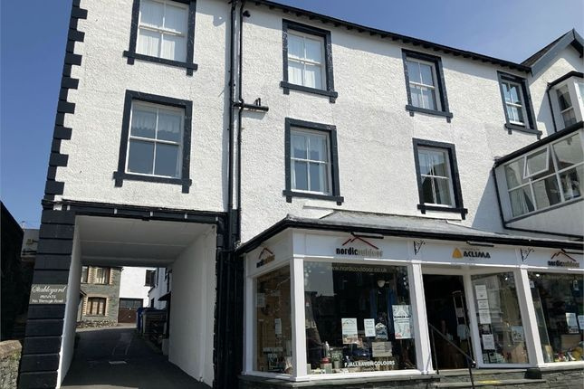 Thumbnail Flat for sale in Stableyard Apartments, Lake Road, Keswick, Cumbria