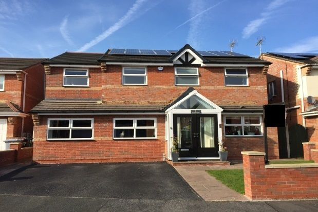 Thumbnail Detached house to rent in Dillors Croft, Leighton