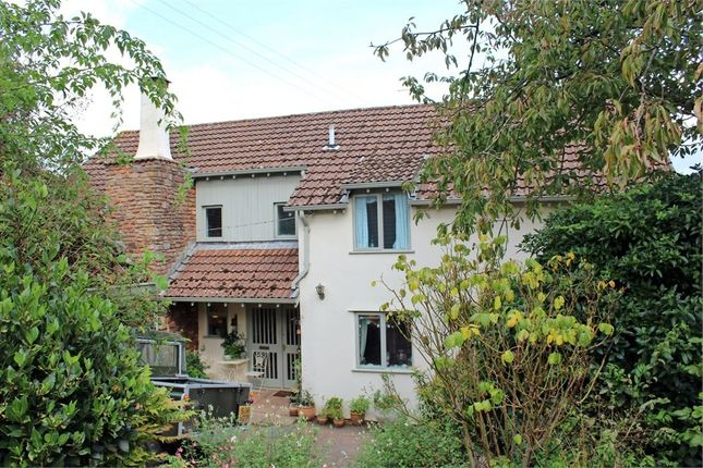 Thumbnail Detached house for sale in Luccombe, Minehead, Somerset
