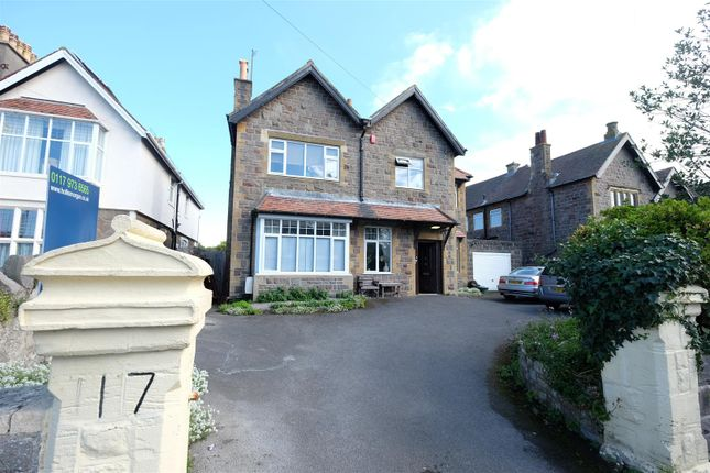 Thumbnail Detached house for sale in Woodland Road, Weston-Super-Mare