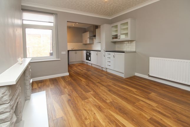 2 bed terraced house to rent in Heywood Street, Brimington, Chesterfield S43
