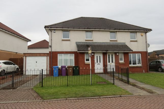 Thumbnail Semi-detached house for sale in Overbrae Gardens, Glasgow