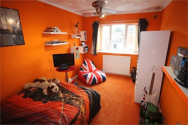 Bedroom Three of Milton Street, Balderton, Newark, Nottinghamshire. NG24