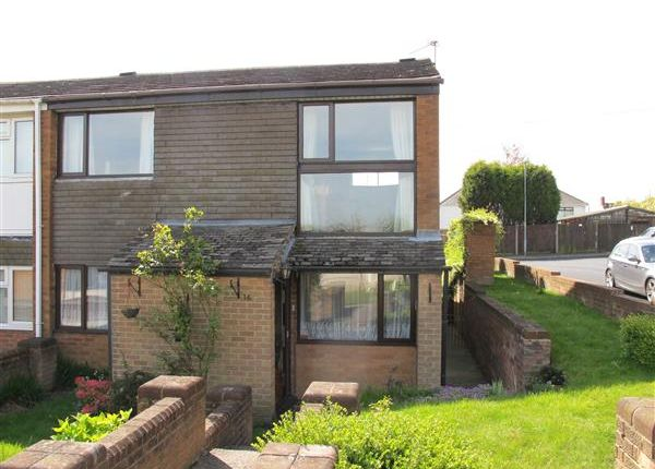 End terrace house for sale in Castle Close, Brownhills, Walsall