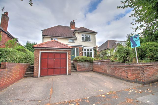 Thumbnail Detached house for sale in Oakwell Drive, Ilkeston