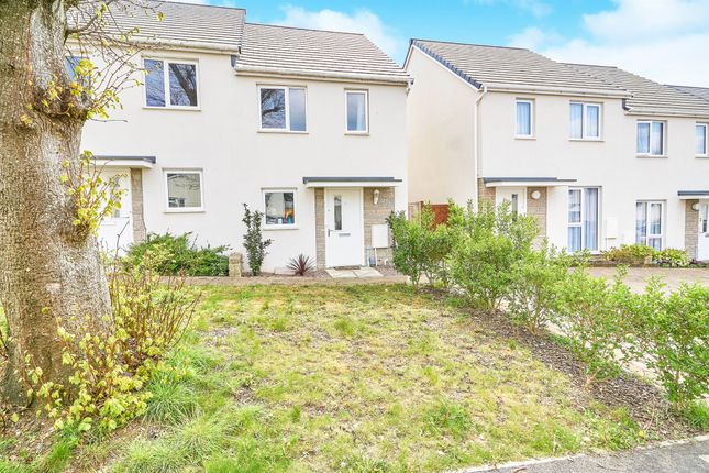 Thumbnail Semi-detached house for sale in Floyd Close, Plymouth