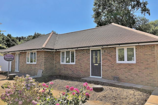 Thumbnail Semi-detached bungalow for sale in Martindale Road, St. Johns, Woking