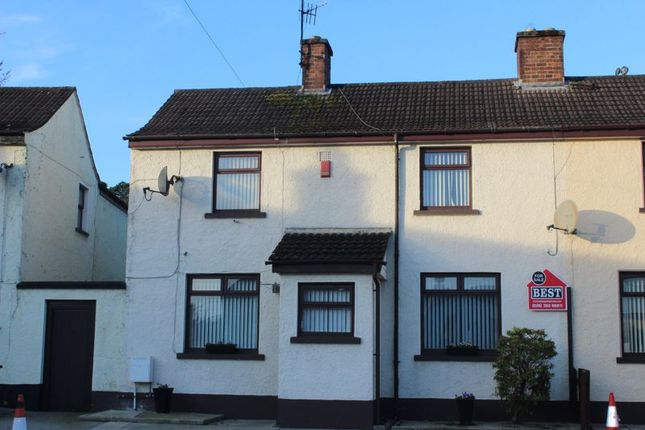 Thumbnail Terraced house for sale in Michael Mallin Park, Newry