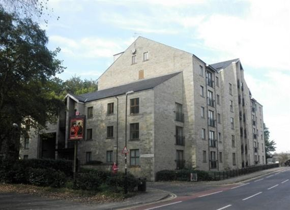 Thumbnail Flat to rent in Damside Street, Lancaster