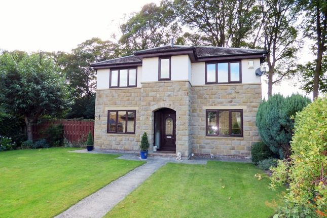Thumbnail Detached house for sale in The Paddock, Baildon, Shipley