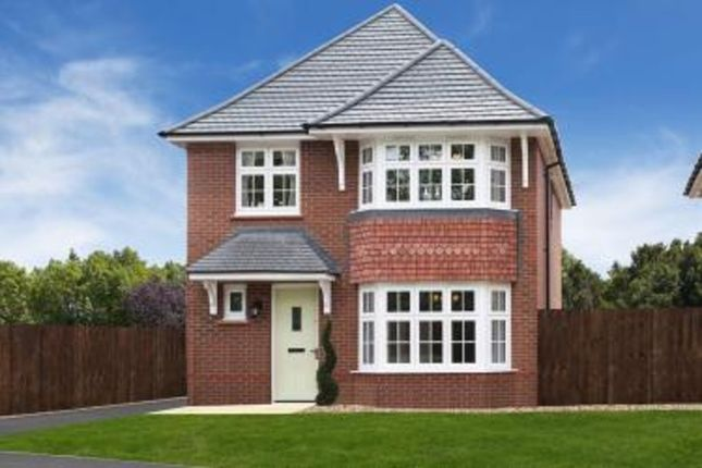 Thumbnail Detached house for sale in Wigan Road, Clayton-Le-Woods, Chorley