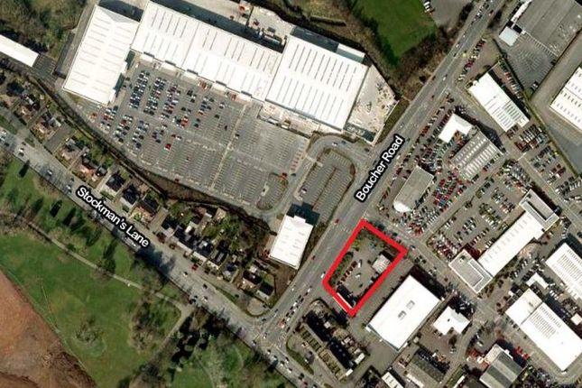 Thumbnail Industrial to let in 70-72 Boucher Road, Belfast
