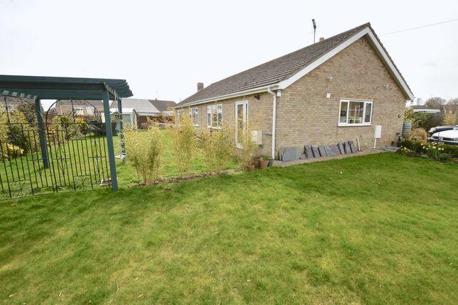 Thumbnail Detached bungalow for sale in Churchfleet Lane, Gosberton, Spalding