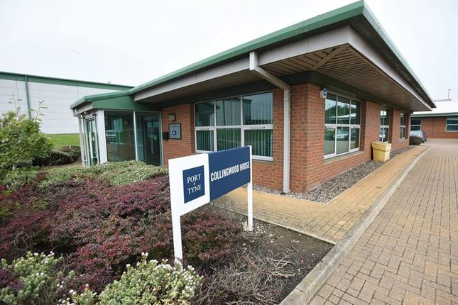Thumbnail Office to let in Collingwood House, Tyne Dock, South Shields