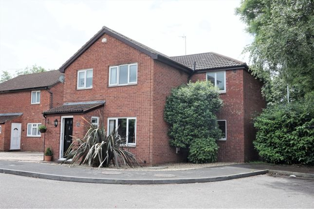 Thumbnail Detached house for sale in Scott Close, Taunton