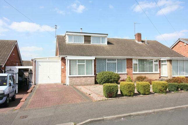 Thumbnail Semi-detached bungalow for sale in Kingston Way, Kingswinford