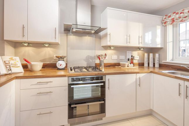 """Thumbnail Semi-detached house for sale in """"Arley"""" at St. Georges Way, Newport"""