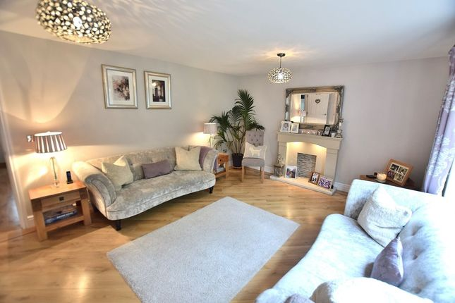 Thumbnail Detached house for sale in Jordon Close, Stansted