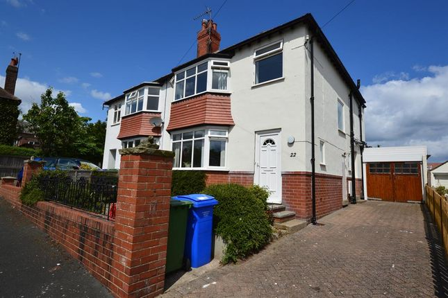 Thumbnail Semi-detached house to rent in South Crescent Avenue, Filey
