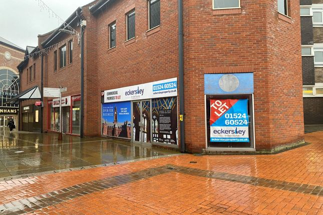 Thumbnail Retail premises to let in Unit 21, Portland Walk, Barrow In Furness