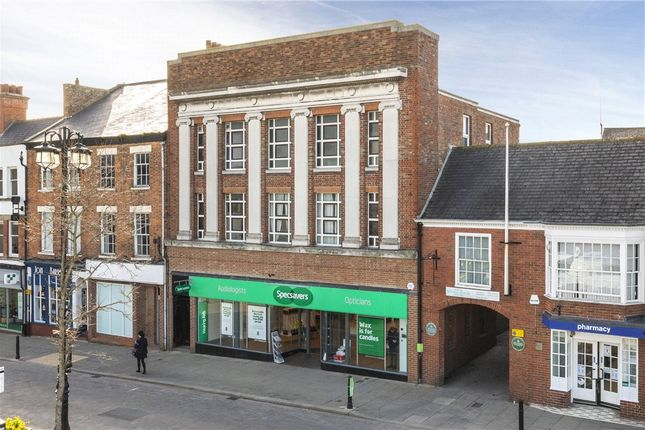 Burton Chambers of Market Place West, Ripon, North Yorkshire HG4