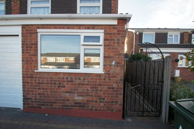 Thumbnail Semi-detached house to rent in Bryanston Close, Coventry