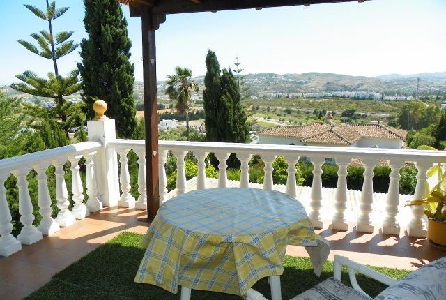Terrace of Spain, Málaga, Fuengirola, La Sierrezuela