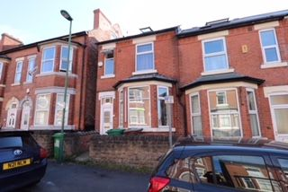 Thumbnail Semi-detached house to rent in Kimbolton Avenue, Lenton