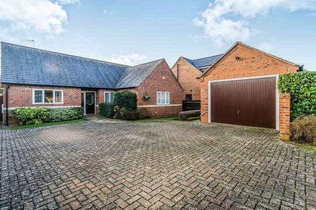 Thumbnail Detached bungalow for sale in Grove Farm Lane, Moulton, Northampton